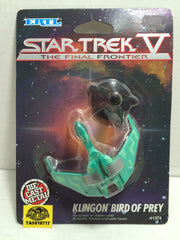 (TAS010717) - 1989 Ertl Star Trek V The Final Frontier - Klingon Bird of Prey, , Action Figure, Star Trek, The Angry Spider Vintage Toys & Collectibles Store  - 2