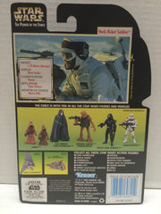 (TAS010751) - 1996 Hasbro Star Wars The Power Of The Force - Hoth Rebel Soldier, , Action Figure, Star Wars, The Angry Spider Vintage Toys & Collectibles Store  - 2