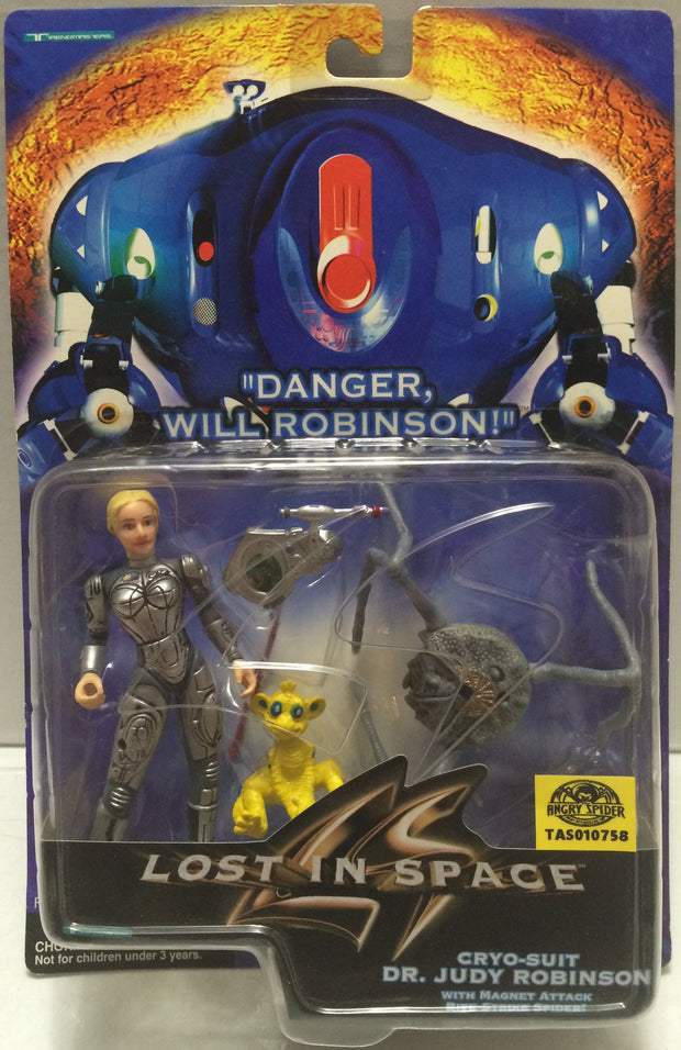 (TAS010758) - 1997 Trendmasters Lost In Space Dr. Judy Robinson Figure, , Action Figure, Trendmasters, The Angry Spider Vintage Toys & Collectibles Store  - 1