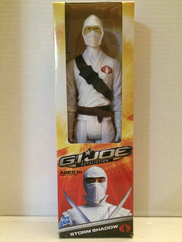 "(TAS010782) - G.I. Joe Retaliation - ""Storm Shadow"" Figure, , Action Figure, Hasbro, The Angry Spider Vintage Toys & Collectibles Store  - 1"