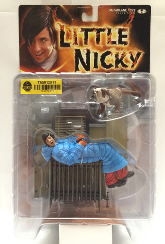 "(TAS012011) - McFarlane Toys ""Little Nicky Sleeping"" Action Figure Playset, , Action Figure, McFarlane Toys, The Angry Spider Vintage Toys & Collectibles Store  - 1"