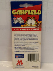 (TAS012074) - 1978 Garfield NFL Auto Air Freshener - Washington Redskins, , Other, NFL, The Angry Spider Vintage Toys & Collectibles Store  - 2