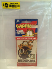 (TAS012074) - 1978 Garfield NFL Auto Air Freshener - Washington Redskins, , Other, NFL, The Angry Spider Vintage Toys & Collectibles Store  - 3