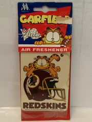 (TAS012074) - 1978 Garfield NFL Auto Air Freshener - Washington Redskins, , Other, NFL, The Angry Spider Vintage Toys & Collectibles Store  - 1