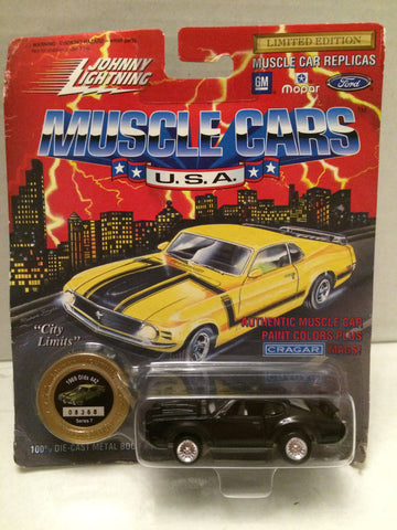 (TAS012398) - Johnny Lightning 1969 Olds 442 Muscle Car Replica Series 7, , Trucks & Cars, Johnny Lightning, The Angry Spider Vintage Toys & Collectibles Store  - 1