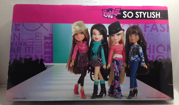 Tas012558 Toysrus Exclusive Bratz So Stylish 4 Piece Fashion Pack The Angry Spider Vintage Toys Collectibles Store