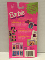 (TAS012694) - 1993 The River Group Barbie Fashion Play Cards - Party Dazzle, , Game, Barbie, The Angry Spider Vintage Toys & Collectibles Store  - 2