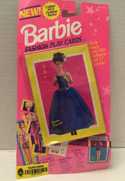 (TAS012694) - 1993 The River Group Barbie Fashion Play Cards - Party Dazzle, , Game, Barbie, The Angry Spider Vintage Toys & Collectibles Store  - 3