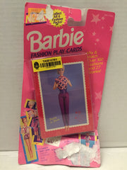 (TAS012701) - 1993 The River Group Barbie Fashion Play Cards - Pretty In Pants, , Game, Barbie, The Angry Spider Vintage Toys & Collectibles Store  - 2