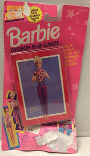 (TAS012701) - 1993 The River Group Barbie Fashion Play Cards - Pretty In Pants, , Game, Barbie, The Angry Spider Vintage Toys & Collectibles Store  - 1