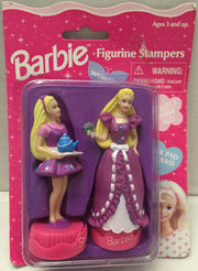 (TAS012723) - 1996 Tara Toy Barbie Figurine Stampers, , Stampers, Barbie, The Angry Spider Vintage Toys & Collectibles Store  - 1