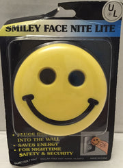 (TAS012763) - Dollar Tree Have A Nice Day Smiley Face Nightlight, , Lights, n/a, The Angry Spider Vintage Toys & Collectibles Store  - 1