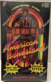 (TAS012848) - 1993 American Bandstand Gold Foil Autograph Collector Cards, , Trading Cards, n/a, The Angry Spider Vintage Toys & Collectibles Store  - 1