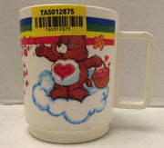 (TAS012875) - 1983 American Greetings Corp Care Bears Plastic Drinking Cup, , Drinkware, Care Bears, The Angry Spider Vintage Toys & Collectibles Store  - 3