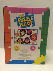 (TAS012911) - 1995 The Puzzle Place KiKi 'N' Skye's Coin Bank, , Coin Bank, n/a, The Angry Spider Vintage Toys & Collectibles Store  - 3