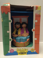 (TAS012911) - 1995 The Puzzle Place KiKi 'N' Skye's Coin Bank, , Coin Bank, n/a, The Angry Spider Vintage Toys & Collectibles Store  - 2