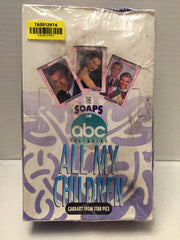 (TAS012974) - 1991 Star Pics The Soaps of ABC Featuring All My Children Cards, , Trading Cards, n/a, The Angry Spider Vintage Toys & Collectibles Store  - 2