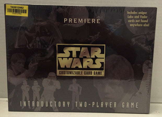 (TAS012982) - 1995 Parker Brothers Premiere Star Wars Customizable Card Game, , Game, Star Wars, The Angry Spider Vintage Toys & Collectibles Store  - 1