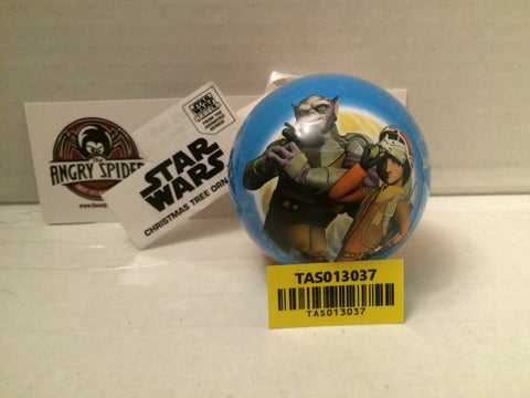 (TAS013037) - Star Wars Christmas Tree Ornament Rebel Fighter, , Ornament, Star Wars, The Angry Spider Vintage Toys & Collectibles Store  - 1