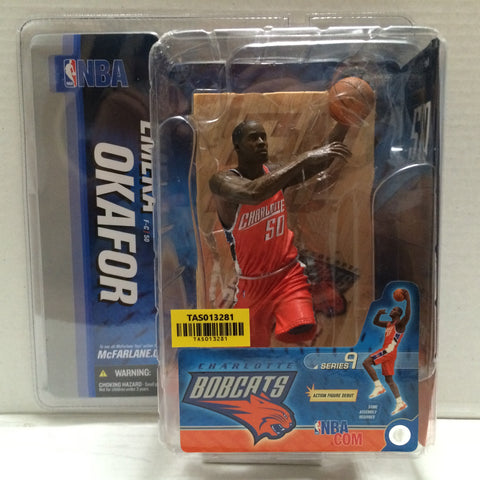(TAS013281) - 2005 NBA McFarlane Series 9 Figure - Emeka Okafor, , Action Figure, McFarlane Toys, The Angry Spider Vintage Toys & Collectibles Store  - 1