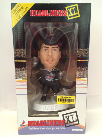 (TAS013296) - 1998 Headliners XL Bobble Head - Jaromir Jagr, , Bobble Head, NHLPA, The Angry Spider Vintage Toys & Collectibles Store  - 1