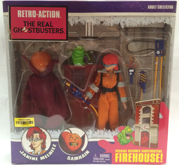 (TAS013464) - 2011 Mattel The Real Ghostbusters Retro-Action Adult Collectible, , Action Figure, Mattel, The Angry Spider Vintage Toys & Collectibles Store  - 1