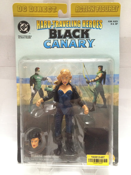 (TAS013487) - 2000 DC Direct Action Figures - Black Canary, , Action Figure, DC Comics, The Angry Spider Vintage Toys & Collectibles Store  - 1