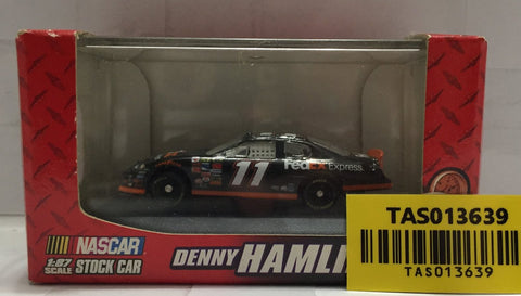 "(TAS013639) - Winner's Circle Nascar ""Denny Hamlin"" #11 1:87 Scale Stock Car, , Cars, NASCAR, The Angry Spider Vintage Toys & Collectibles Store  - 1"