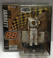 "(TAS014009) - Action MacFarlane - Nascar Series 5 Figure ""Dale Jarrett"", , Action Figure, NASCAR, The Angry Spider Vintage Toys & Collectibles Store  - 1"