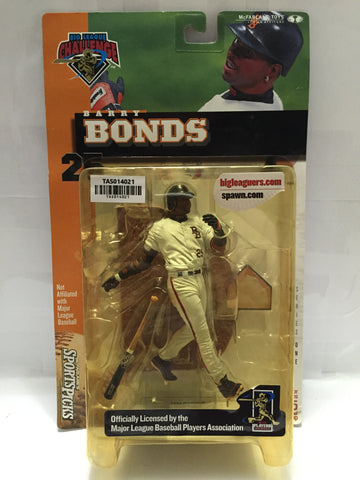 (TAS014021) - 2000 MLB McFarlane Toys - Sports Picks Barry Bonds, , Action Figure, McFarlane Toys, The Angry Spider Vintage Toys & Collectibles Store  - 1