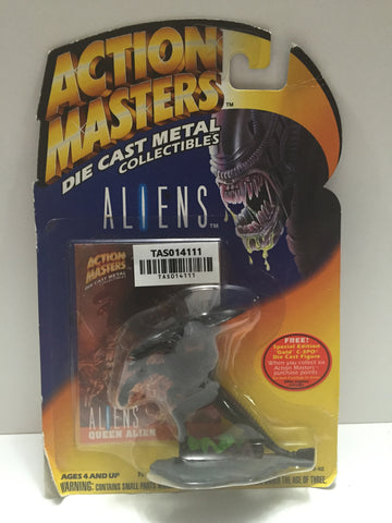 (TAS014111) - Action Masters Die Cast Metal Aliens - Queen Alien, , Action Figure, Unknown, The Angry Spider Vintage Toys & Collectibles Store  - 1