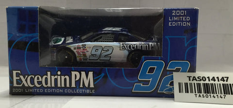(TAS014147) - Jimmie Johnson #92 Excedrin PM 2001 Limited Edition, , Cars, NASCAR, The Angry Spider Vintage Toys & Collectibles Store  - 1