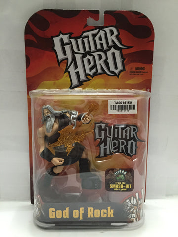 "(TAS014150) - Guitar Hero ""God of Rock"" Figure, , Action Figure, n/a, The Angry Spider Vintage Toys & Collectibles Store  - 1"