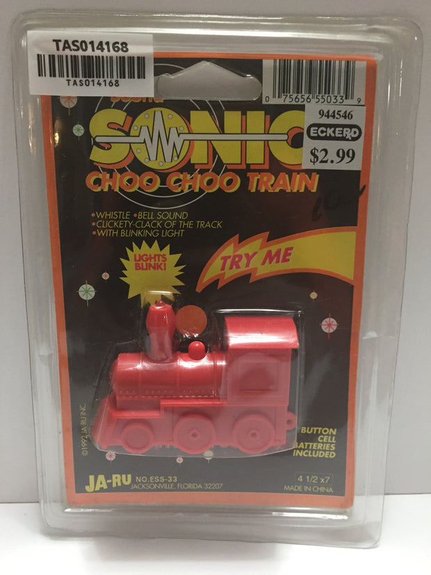 (TAS014168) - Sonic Choo Choo Train, , Trains, n/a, The Angry Spider Vintage Toys & Collectibles Store  - 1