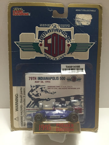 (TAS014185) - 1995 Racing Champions 79th Indianapolis 500 - Premier Edition Adul, , Other Vehicles (1970-Now), n/a, The Angry Spider Vintage Toys & Collectibles Store  - 1
