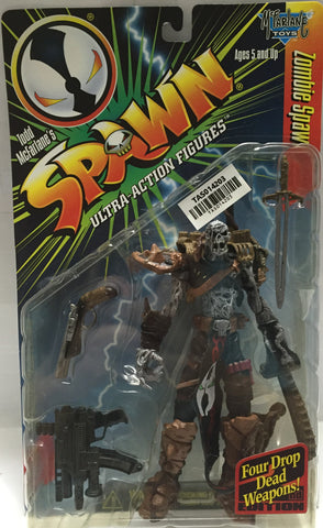 (TAS014203) - McFarlane Toys Spawn Ultra-Action Figures - Zombie Spawn, , Action Figure, McFarlane Toys, The Angry Spider Vintage Toys & Collectibles Store  - 1