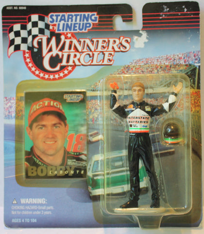 (TAS020275) - 1997 Starting Lineup Winner's Circle NASCAR - Bobby Labonte, , Action Figure, Starting Lineup, The Angry Spider Vintage Toys & Collectibles Store  - 1