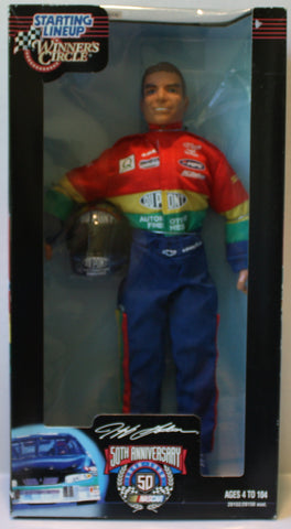 (TAS020332) - 1998 Starting Lineup Winner's Circle NASCAR - Jeff Gordon 50th ann, , Action Figure, Starting Lineup, The Angry Spider Vintage Toys & Collectibles Store  - 1