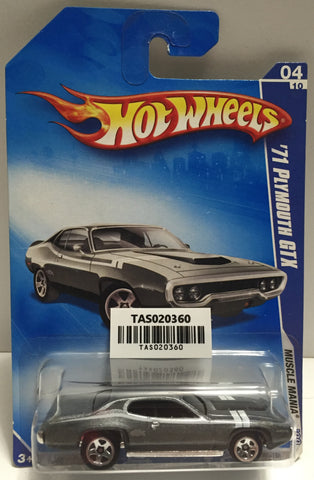 TAS025623 - Mattel Hot Wheels Die-Cast - 2008 '71 Plymouth GTX