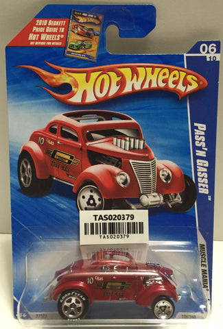 TAS025626 - Mattel Hot Wheels Die-Cast - 2009 Pass'N Gasser