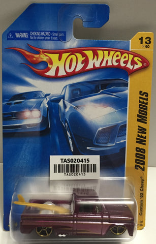 TAS025631 - Mattel Hot Wheels Die-Cast - 2007 '62 Chevy