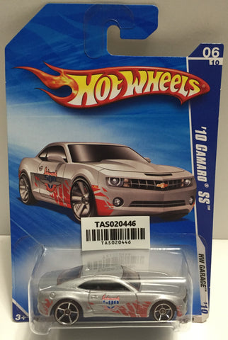 TAS025637 - Mattel Hot Wheels Die-Cast - 2009 '10 Camaro SS