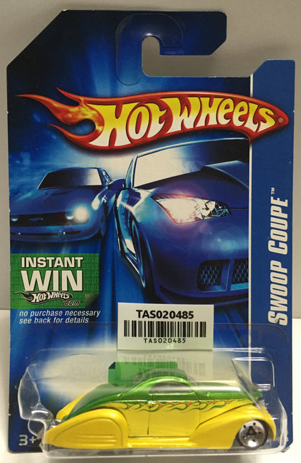 TAS025642 - Mattel Hot Wheels Die-Cast - 2006 Swoop Coupe