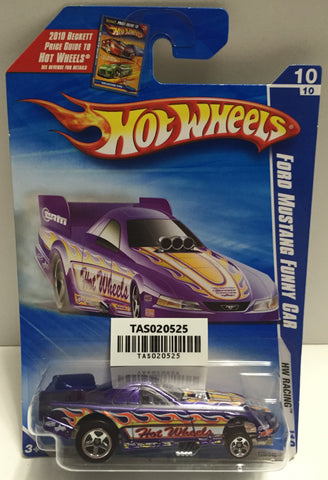 TAS025643 - Mattel Hot Wheels Die-Cast - 2009 Ford Mustang Funny Car