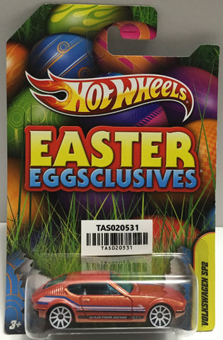 TAS025645 - Mattel Hot Wheels Die-Cast - 2011 Easter Volkswagen SP2
