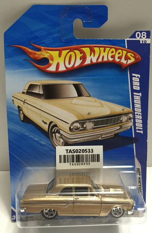 TAS025646 - Mattel Hot Wheels Die-Cast - 2009 Ford Thunderbolt