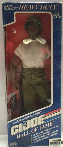(TAS020699) - 1992 Hasbro G.I. Joe Hall of Fame - Heavy Duty, , Action Figure, G.I Joe, The Angry Spider Vintage Toys & Collectibles Store  - 1