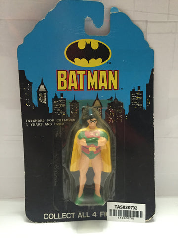 (TAS020702) - 1989 Applause Batman Collection - Robin, , Action Figure, Batman, The Angry Spider Vintage Toys & Collectibles Store  - 1