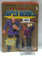 (TAS020705) - 1989 Toy Biz DC Comics Super Heroes - Lex Luthor, , Action Figure, Superman, The Angry Spider Vintage Toys & Collectibles Store  - 1