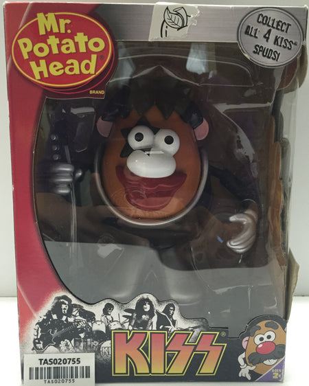 (TAS020755) - Mr. Potato Head Brand - KISS Spud, , Toy, n/a, The Angry Spider Vintage Toys & Collectibles Store  - 1